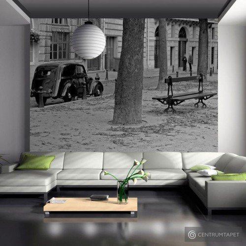 Fototapeta Spokój francuskich ulic 100404-111