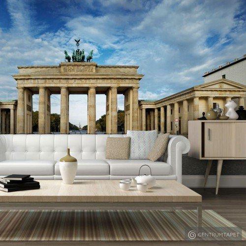 Fototapeta Brama Brandenburska - Berlin 100404-114