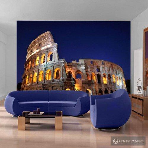 Fototapeta Koloseum nocą 100404-117