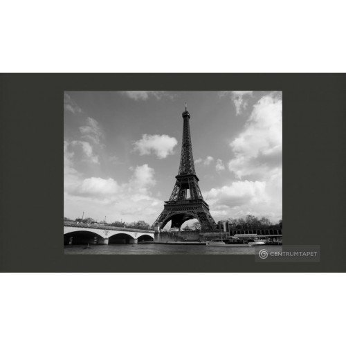 Fototapeta Sekwana i Wieża...