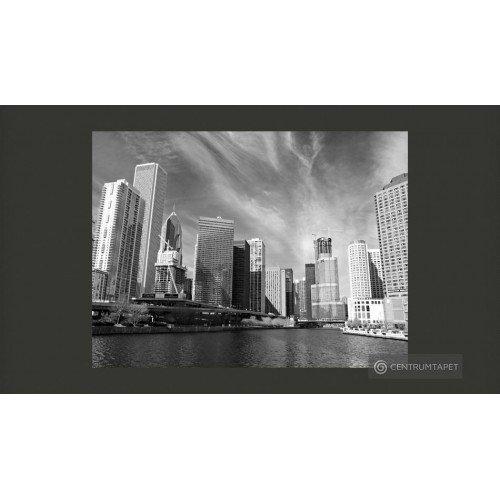 Fototapeta Panorama Chicago...