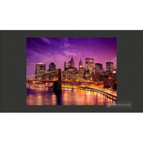 Fototapeta Manhattan i Most...