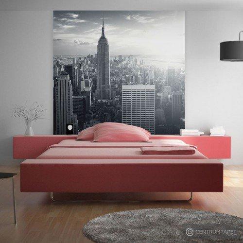 Fototapeta Widok na nowojorski Manhattan o świcie 100404-51