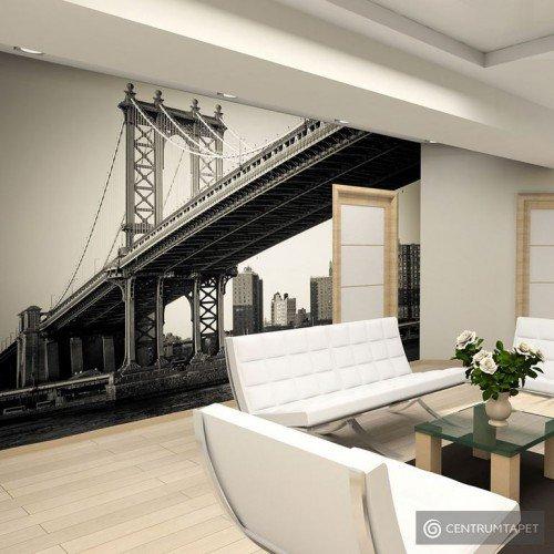 Fototapeta Most Manhattan
