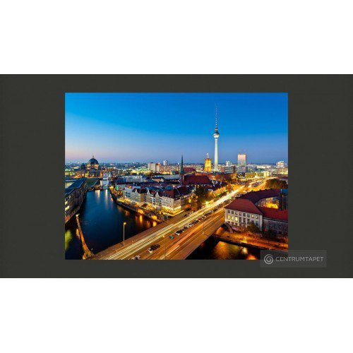 Fototapeta Berlin view from...