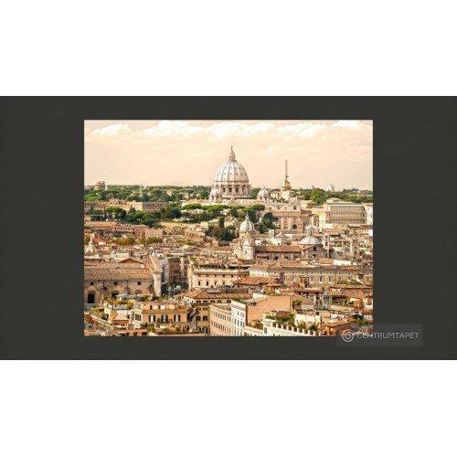 Fototapeta Rzym: panorama...