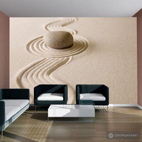 Fototapeta Zen sand garden 100405-24