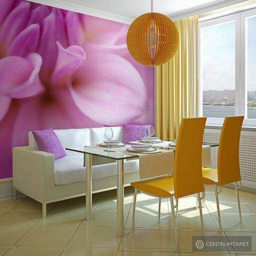 Fototapeta Kwiatowe płatki - dalia 100406-109