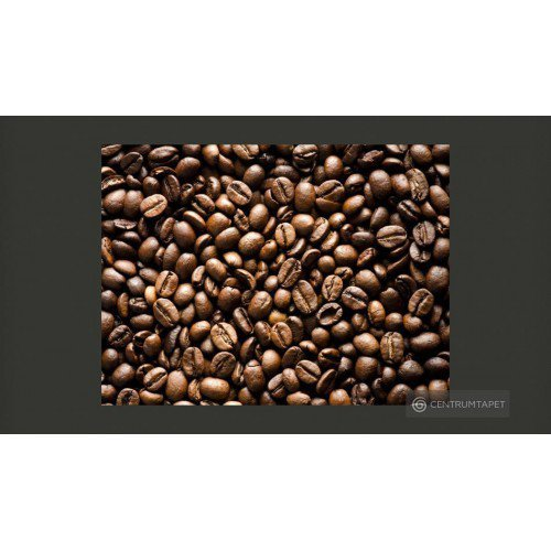 Fototapeta Roasted coffee...