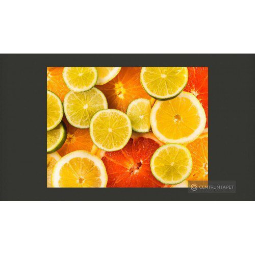 Fototapeta Citrus fruits...