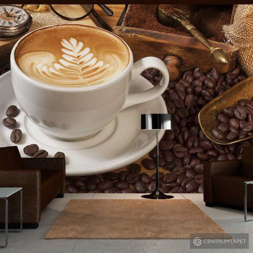 Fototapeta Może kawy? 100408-23
