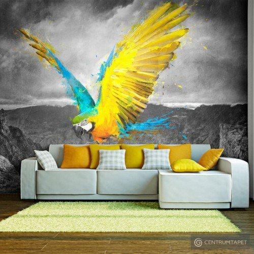Fototapeta Exotic parrot 10040903-32
