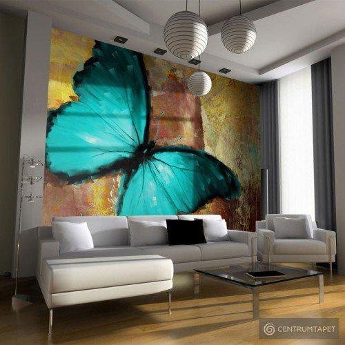 Fototapeta Painted butterfly 10040903-78