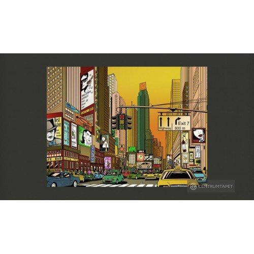 Fototapeta Nowy Jork -...