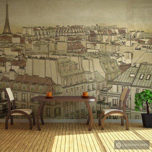Fototapeta Żegnaj Paryżu 10040904-37