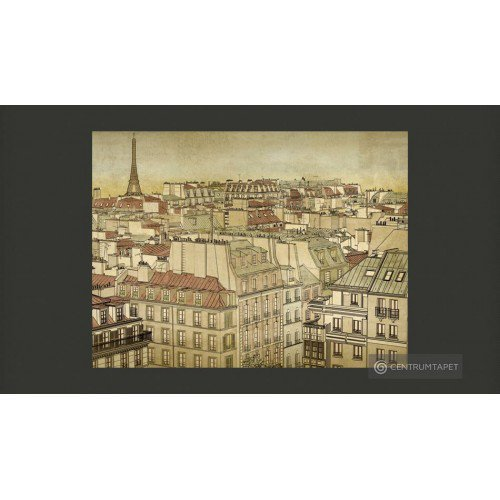 Fototapeta Żegnaj Paryżu...