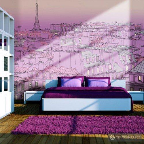 Fototapeta Piątkowy wieczór w Paryżu 10040904-38