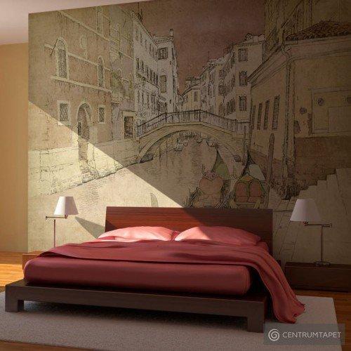 Fototapeta Gondolas in Venice 10040904-61