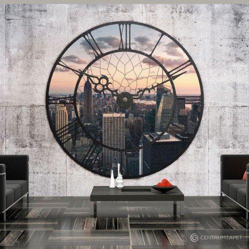 Fototapeta NYC Time Zone 10040904-83