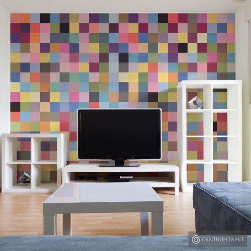 Fototapeta Cała gama kolorów 10040905-110