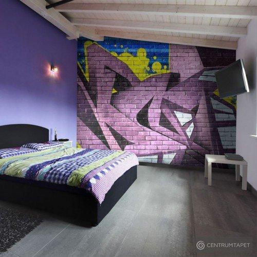 Fototapeta Street art - graffiti 10040905-16