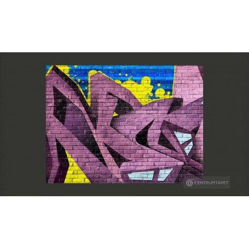 Fototapeta Street art -...