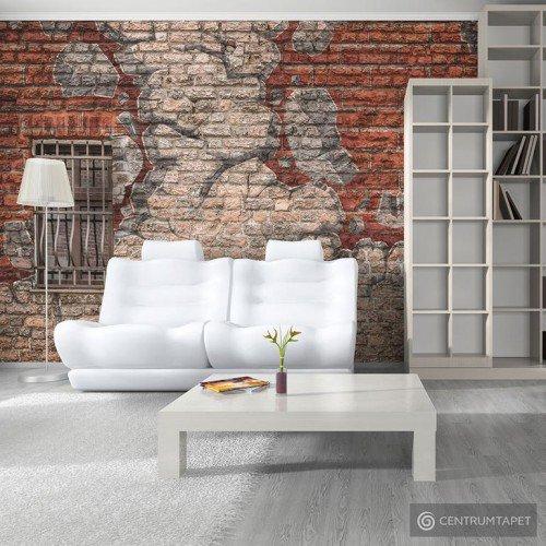 Fototapeta Break the wall 10040905-3
