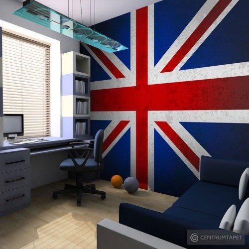 Fototapeta Union Jack 10040905-66