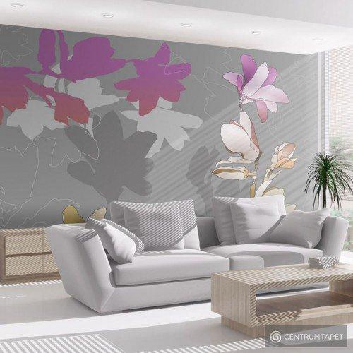 Fototapeta Pastelowe magnolie 10040906-11