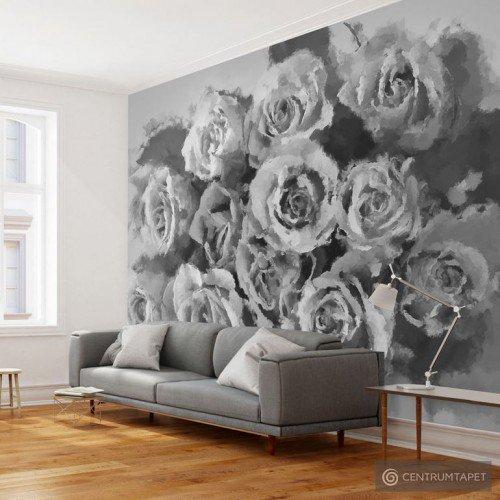 Fototapeta A dozen roses 10040906-36