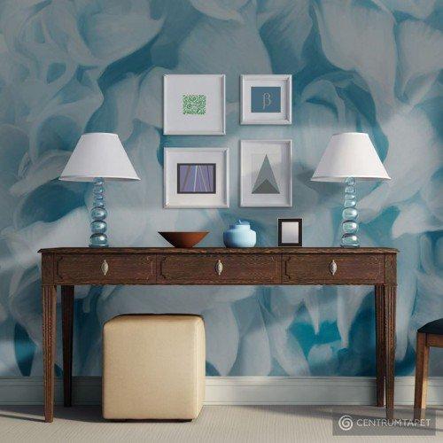 Fototapeta Azalia (niebieski) 10040906-37