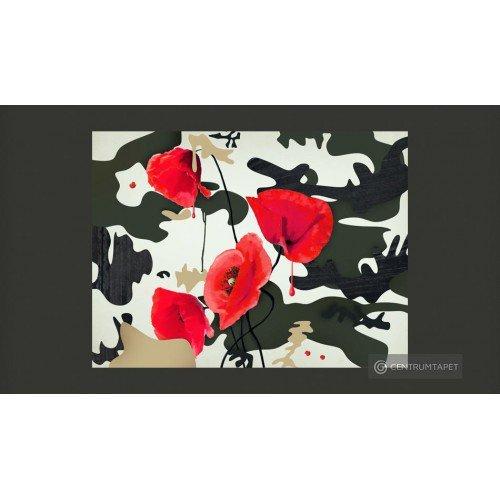 Fototapeta The flowers of...
