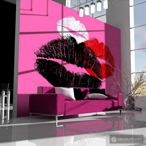 Fototapeta Trzy pocałunki 10040907-13
