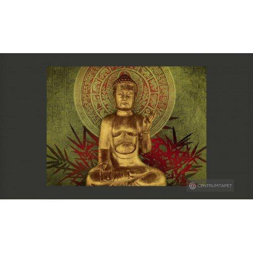 Fototapeta Złoty Budda...
