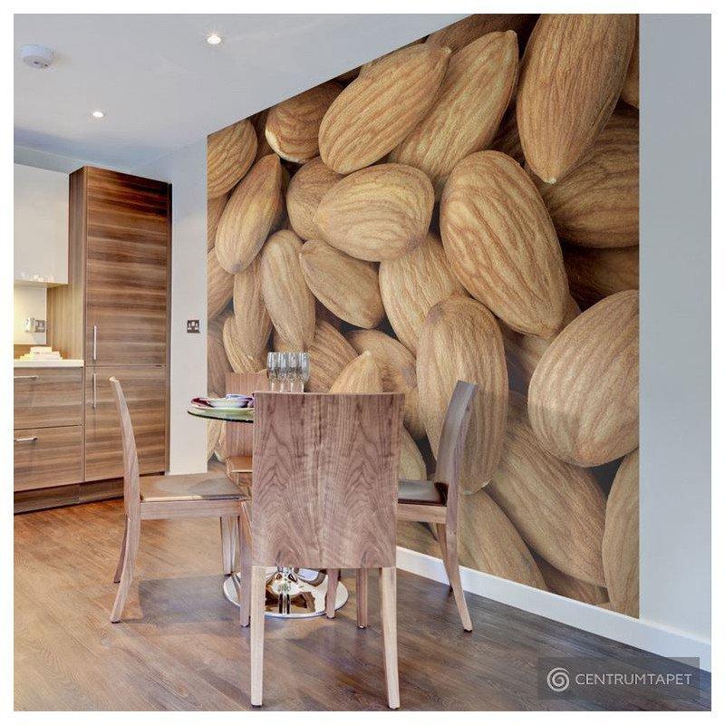 Fototapeta Tasty almonds 10040908-1