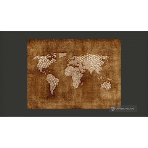 Fototapeta Geographical...
