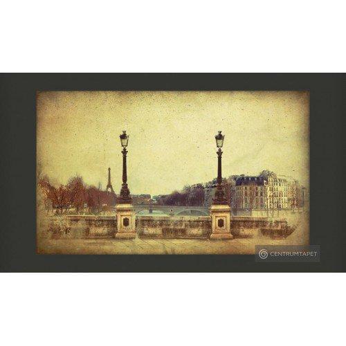 Fototapeta Adieu Paris!...