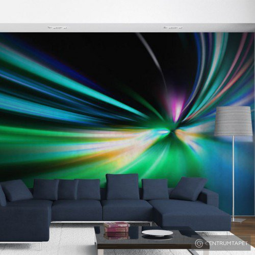 Fototapeta Abstract design - speed 100701-2