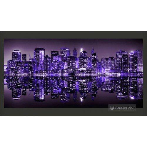 Fototapeta American violet...