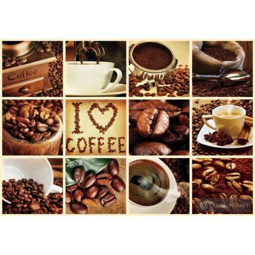 Fototapeta 10316 I love Coffee