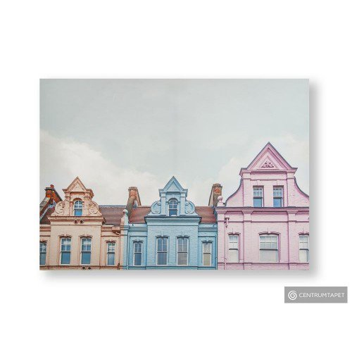 Obraz 105882 Pretty Pastel Skyline Graham&Brown