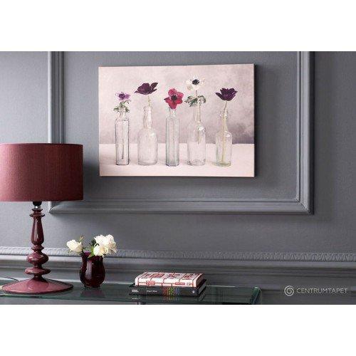 Obraz Kwiaty w szklanych...