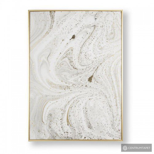 Obraz w ramie 105870 Marble Luxe Graham&Brown