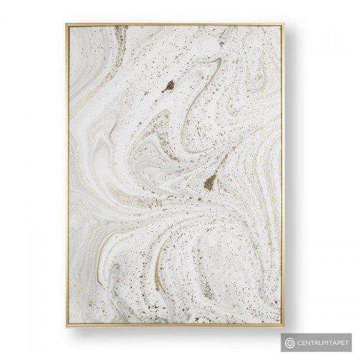 Obraz w ramie 105870 Marble Luxe Graham&Brown