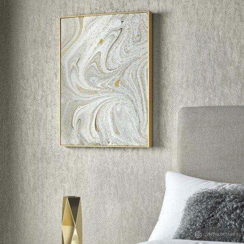 Obraz w ramie Marble Luxe...