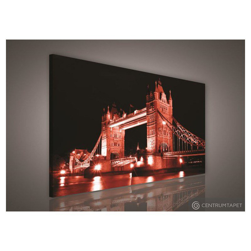 Obraz TOWER BRIDGE W SEPII PP256O1
