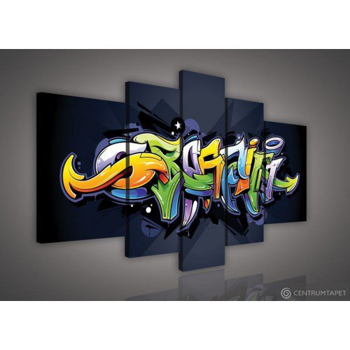 Obraz Graffiti PS616S4A