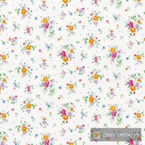 Okleina meblowa kwiaty 200-2494 45cm