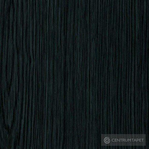 Okleina meblowa czarne drewno połysk 200-1700 45cm