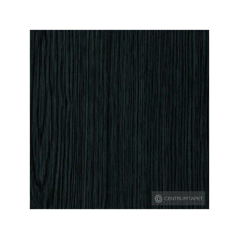 Okleina meblowa czarne drewno połysk 200-5180 90cm
